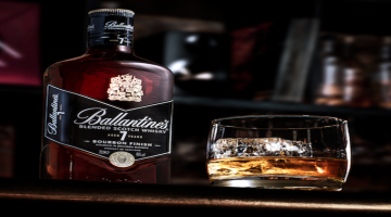 BALLANTINE'S 7 ANS BOURBON FINISH, LE PLUS AMERICAIN DES WHISKIES ECOSSAIS