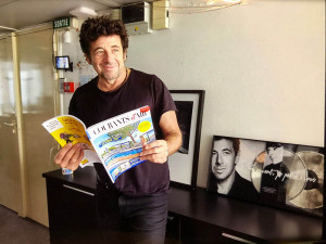 Courants d'Air, INTERVIEW EXCLUSIVE, PATRICK BRUEL PARLE DE SES AUTRES PASSIONS