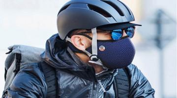 FROGMASK, DES MASQUES FFP2 ANTI-POLLUTION POUR VÉLO