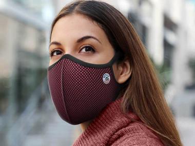 Courants d'Air, FROGMASK, DES MASQUES FFP2 ANTI-POLLUTION POUR VÉLO
