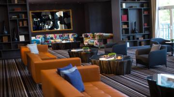RELAXATION AU NATUREL A L'HOTEL RENAISSANCE PARIS COUNTRY CLUB