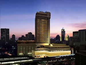 Courants d'Air, THE LANDMARK****, BANGKOK