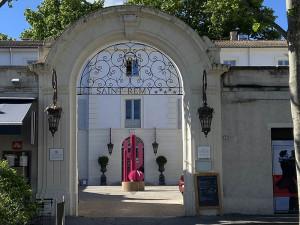 Courants d'Air, LE SAINT-RÉMY, UN HÔTEL COUP DE CŒUR EN PROVENCE