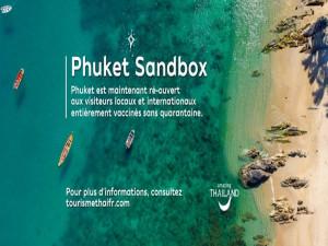 Courants d'Air, LA THAILANDE A ENTAMÉ SON PLAN DE RÉOUVERTURE AU TOURISME DEPUIS LE 1ER JUILLET 2021