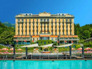 Courants d'Air, ESCAPADE ROMANTIQUE AU GRAND HOTEL TREMEZZO SUR LE LAC DE CÔME EN ITALIE
