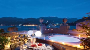 ESCAPADE ROMANTIQUE AU GRAND HOTEL TREMEZZO SUR LE LAC DE CÔME EN ITALIE