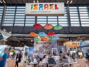 Courants d'Air, LE CHANTEUR AMIR EN SHOW-CASE AVEC L'OFFICE ISRAELIEN DE TOURISME