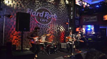 LE HARD ROCK CAFÉ RENOVÉ POUR LA FIN 2020