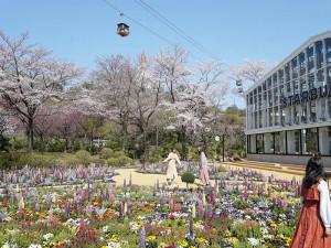 Courants d'Air, LE PREMIER JARDIN BOTANIQUE DIGITAL DU JAPON