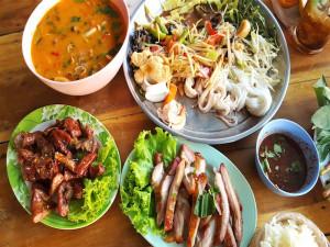 Courants d'Air, LE TOP 10 DES MEILLEURS SPECIALITES ET PLATS THAILANDAIS
